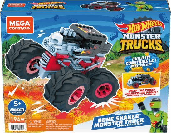Image of Product Bone Shaker Monster Truck