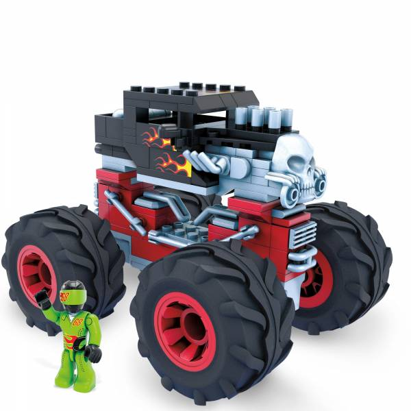 Bone Shaker Monster Truck