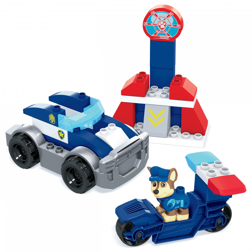 Chase's City Police Cruiser