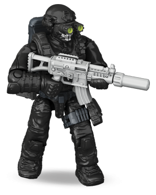 Image of: Covert Ops Soldier