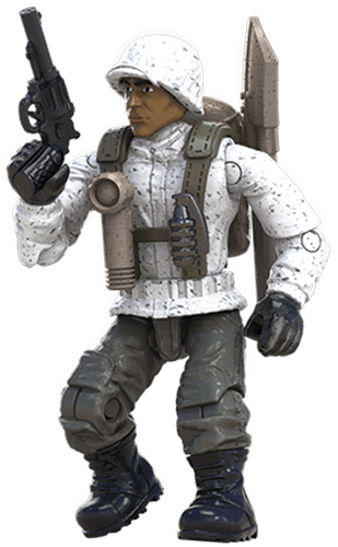 Image of: WWII WINTER SOLDIER
