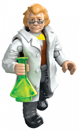 Image of: Dr. Baxter Stockman Mutagen Canister