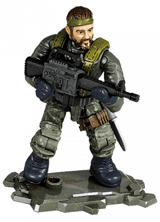Image of: Jungle Soldier
