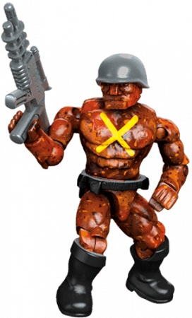 Image of: Rock Soldier