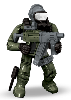 Image of: Seal Soldier