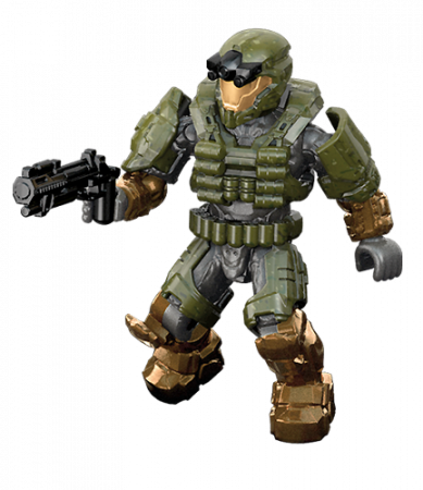 Image of: UNSC Spartan Operator
