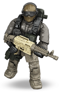 Image of: Urban Soldier