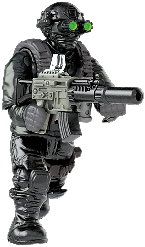 Image of: Tactical Soldier
