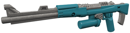 Image of: Zhalo Supercell Auto Rifle