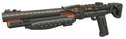 Image of: Invective Shotgun