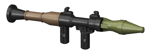 Image of: Rocket Launcher