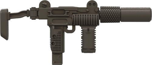 Image of: SUB-MACHINE GUN