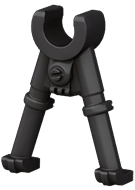 Image of: Rifle Stand