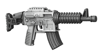 Image of: Light Machine Gun