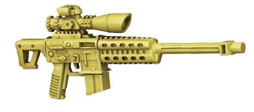 Image of: Sniper Rifle