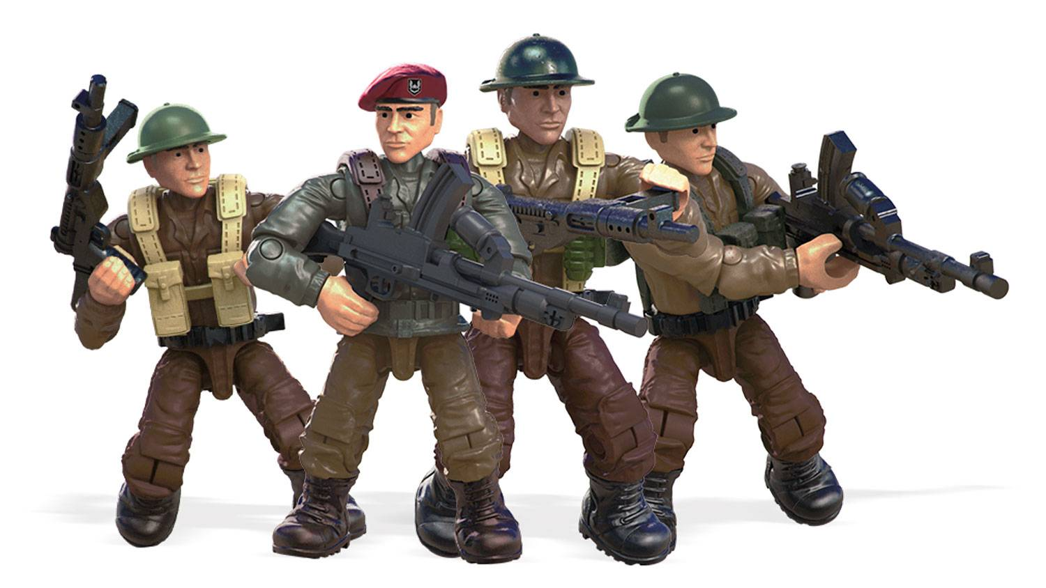 Legends: Allied Soldiers