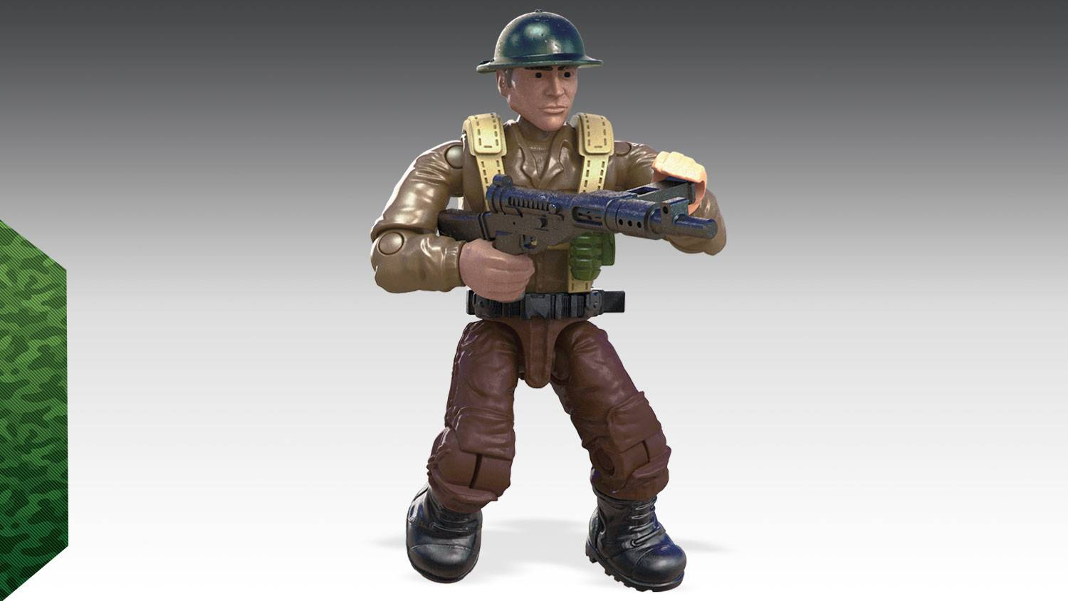 Image of: Legends: Allied Soldiers