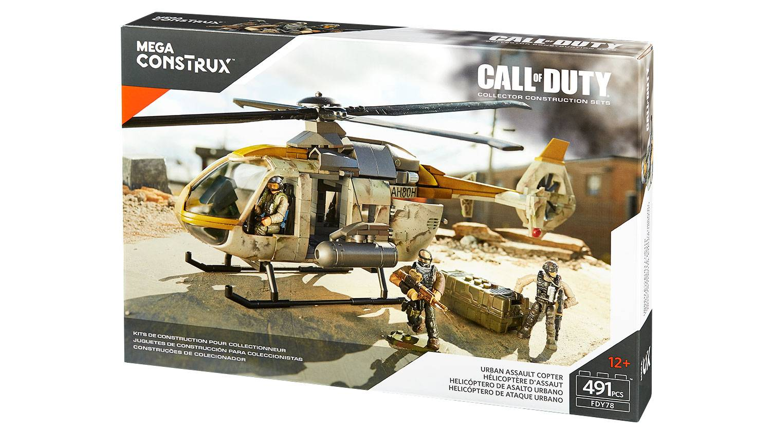 mega bloks call of duty helicopter with Urban Assault Copter Fdy78 on Watch also Watch together with Mega Bloks Call Of Duty 6859 Signature as well Breaking V 22 And Spmagtf Cr Proving additionally Urban Assault Copter Fdy78.