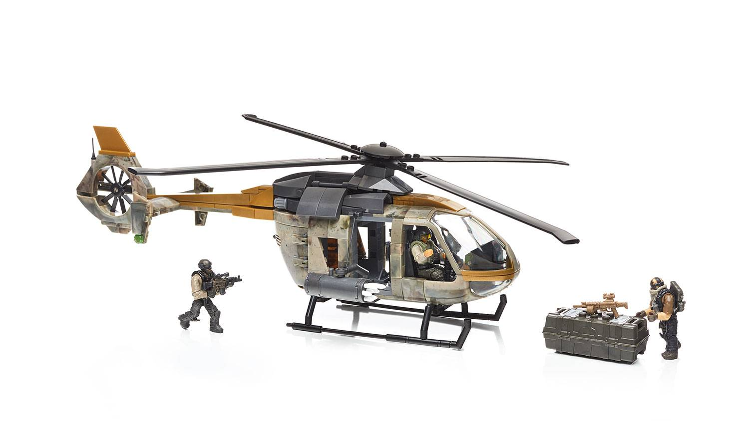 Image of: Urban Assault Copter
