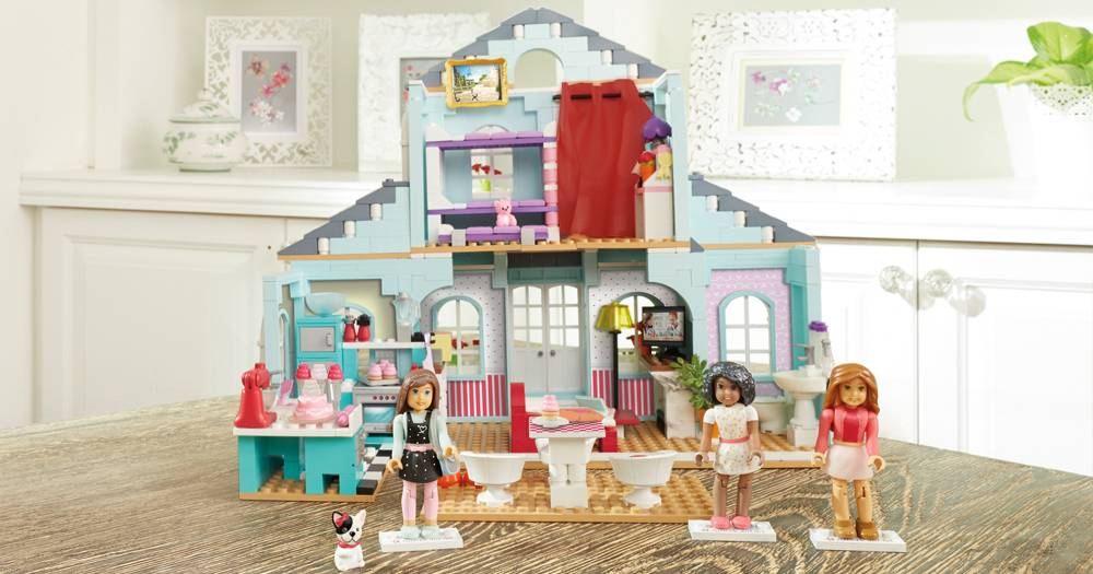 Image of: Grace's 2-in-1 Buildable Home
