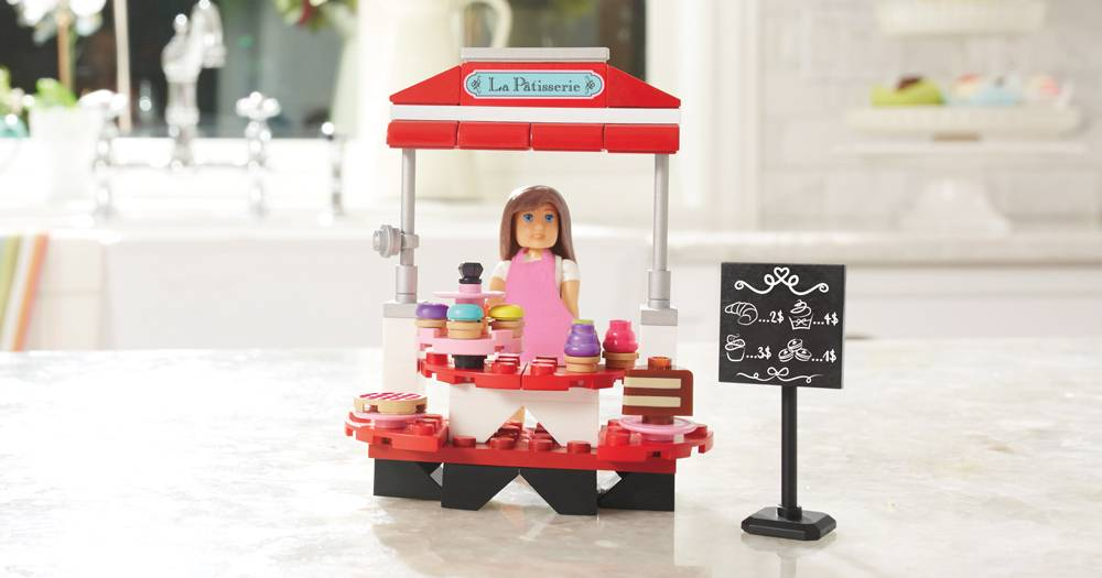 Image of: Grace's Pastry Cart