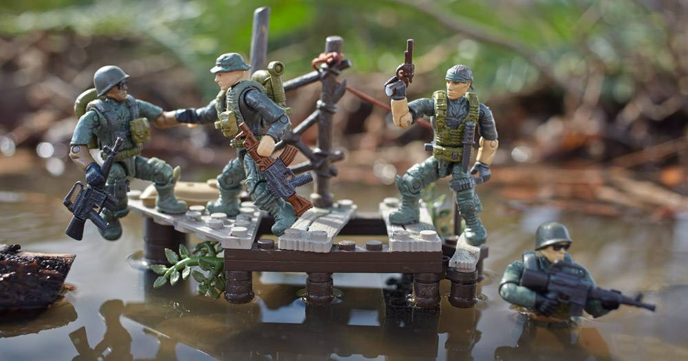 Image of: Jungle Rangers