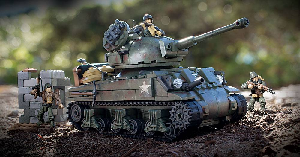 Image of: Legends: Battle Tank