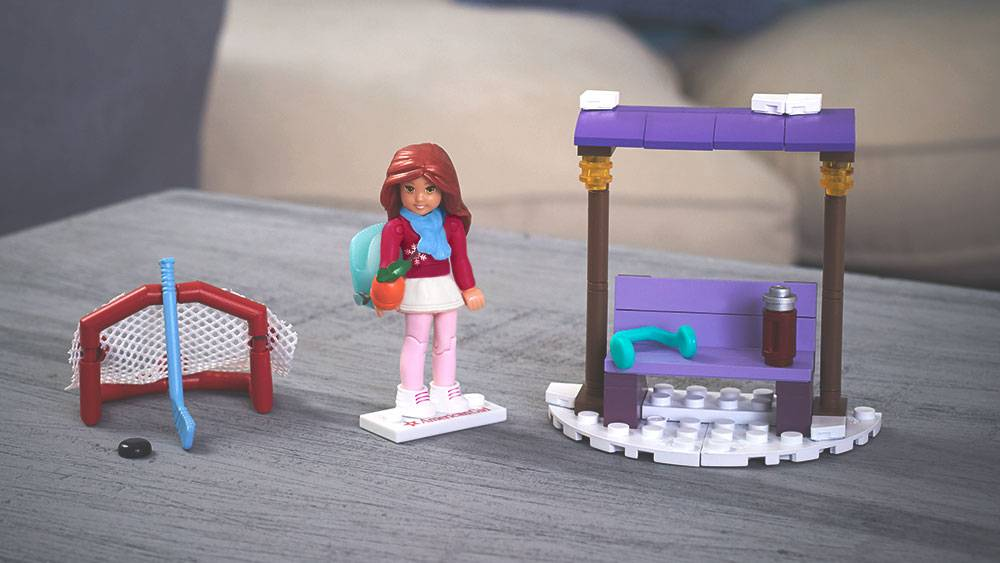 Image of: Mia's Skating Rink