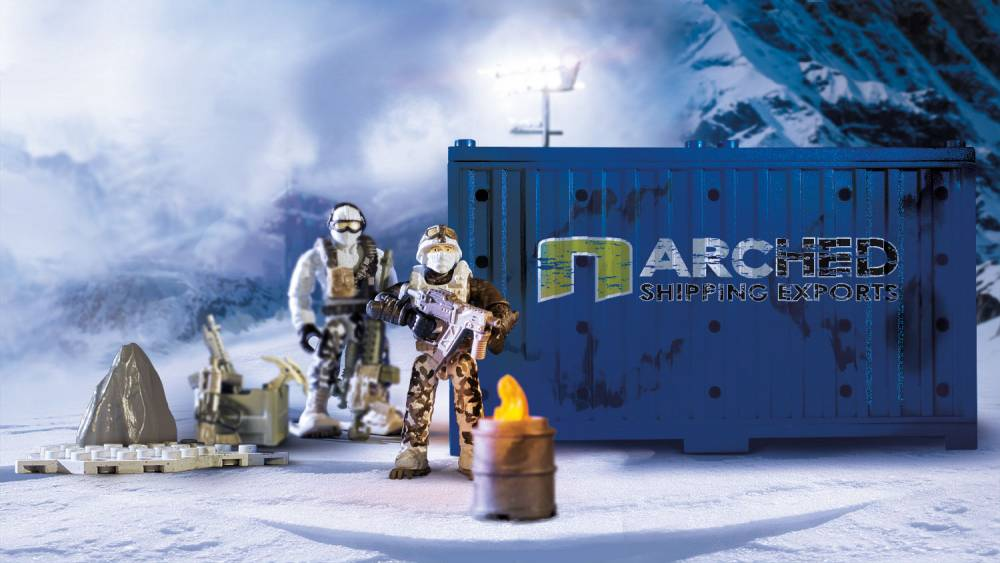Image of: Arctic Recon Armory