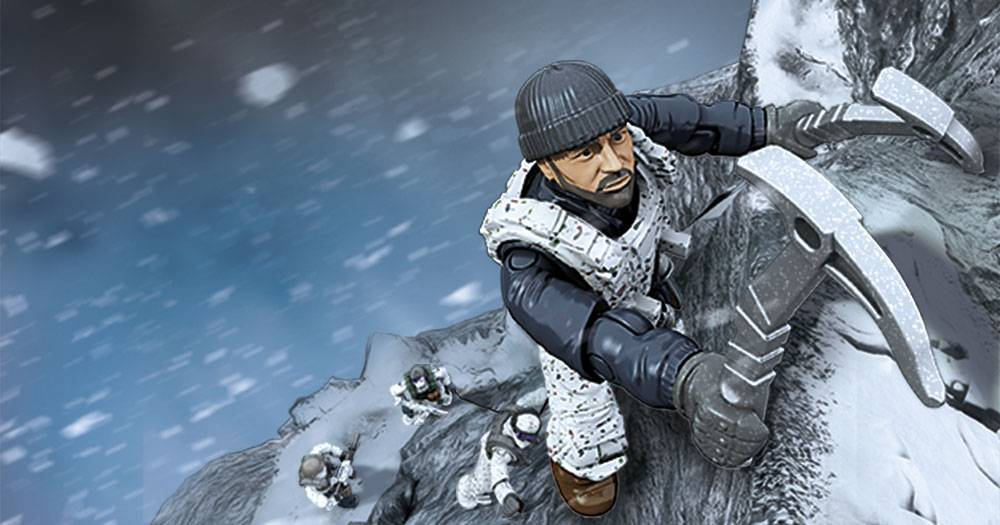 Image of: Arctic Troopers