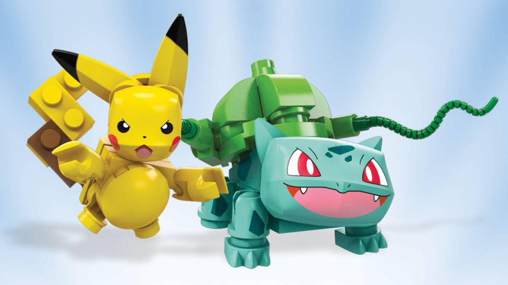 Image of: Pikachu VS Bulbasaur