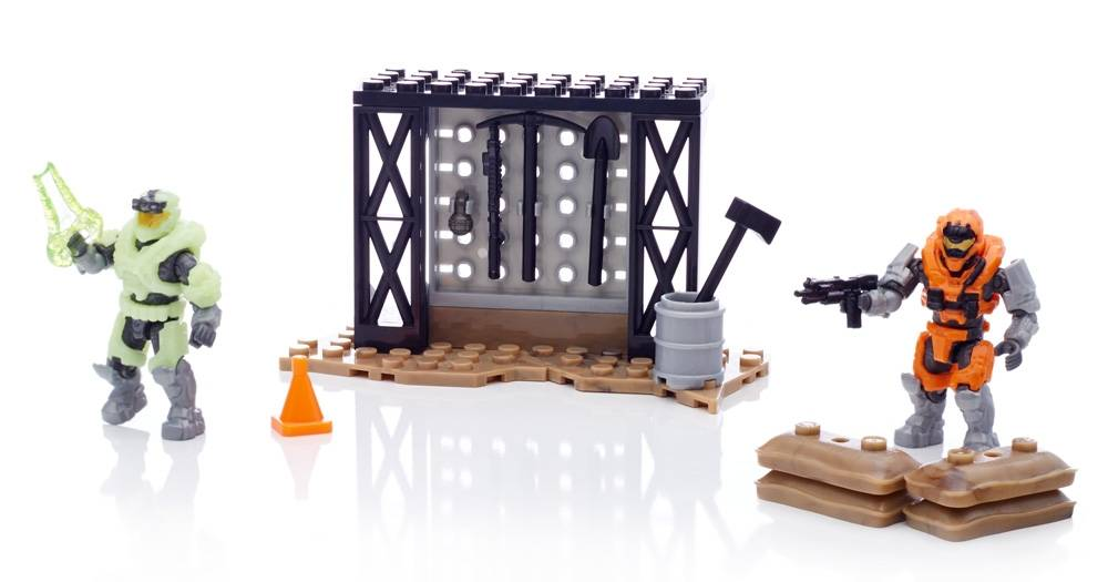 Image of: Containment Armory