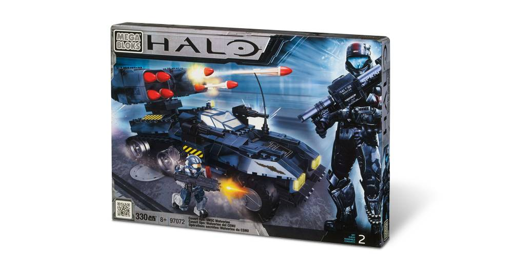 Image of: Covert Ops: UNSC Wolverine