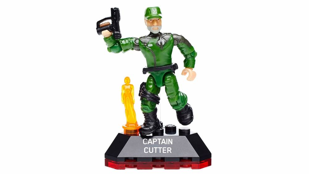 Halo Heroes: Captain Cutter