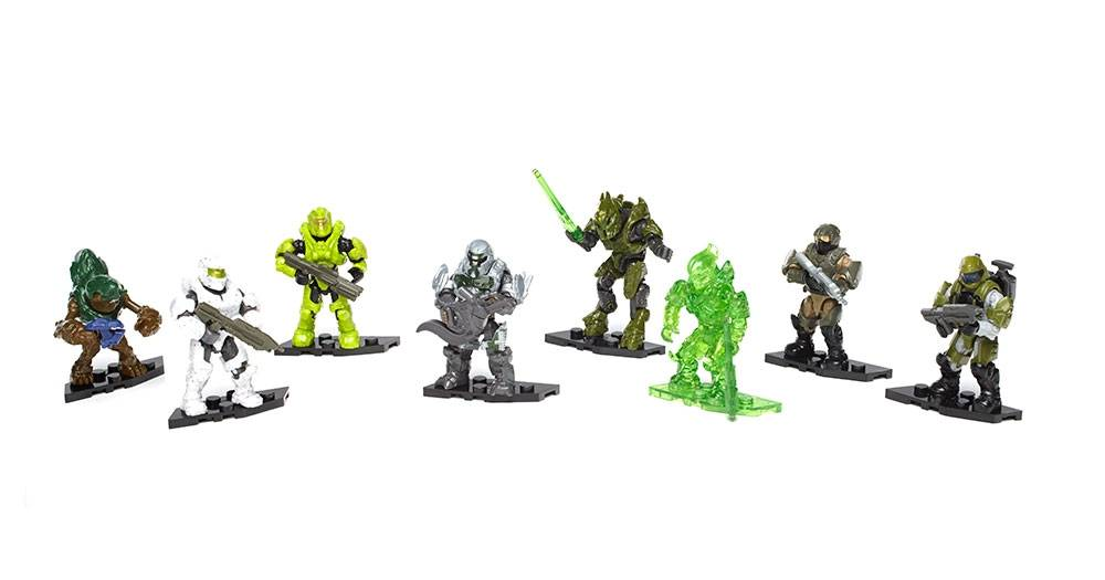 Micro Action Figures Challenger Series