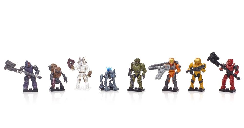 Image of: Micro Action Figures Series 9