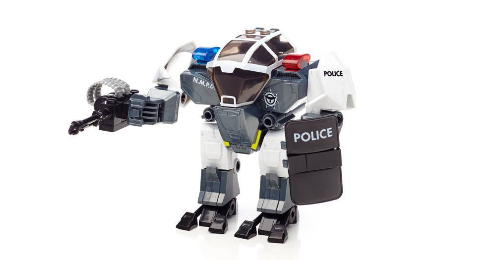 Image of: Sector 12 Police Cyclops