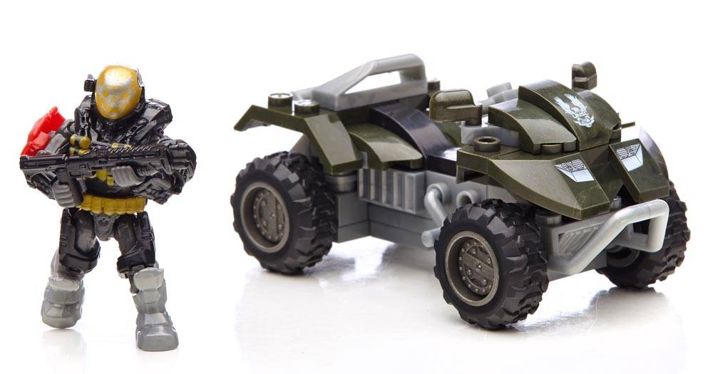 Image of: UNSC All-Terrain Mongoose