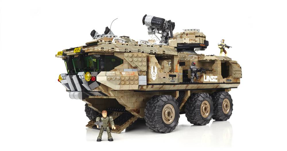 Image of: UNSC Mammoth