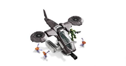 Image of: UNSC Hornet