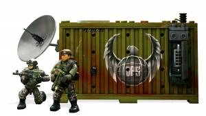 Jungle SatCom Armory