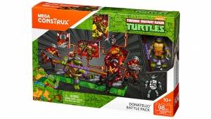 Donatello Battle Pack