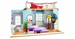 Grace's 2-in-1 Buildable Home
