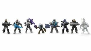 Micro Action Figures Stormbound Series