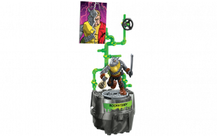 Rocksteady™ Mutagen Canister