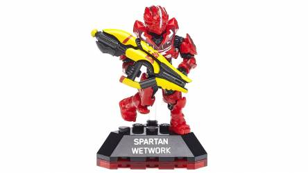 Halo Heroes: Spartan WETWORK Cleaner