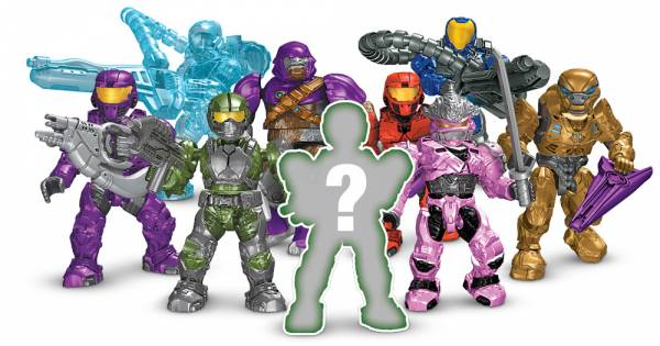 Image of: Micro Action Figures Series 2