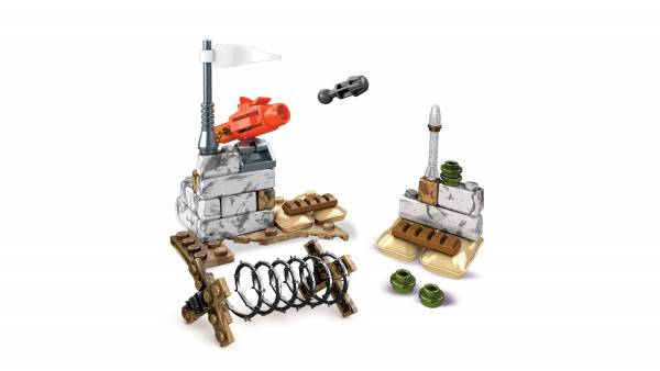 Military Building Set Booster