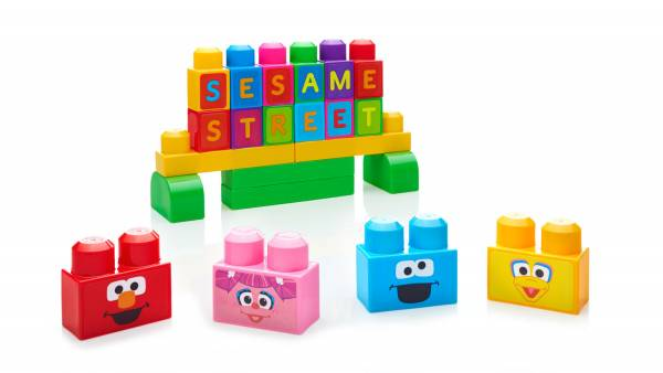ABCs With Sesame Street