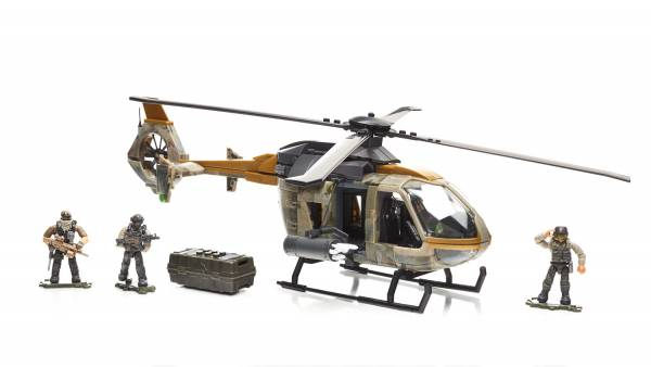Urban Assault Copter